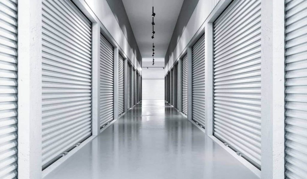 what is climate controlled storage