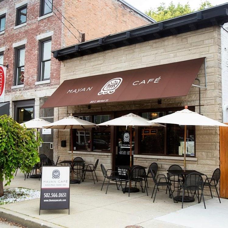 Louisville Mayan cafe
