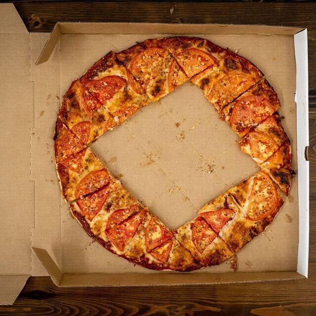 imo's square-cut saint louis pizza