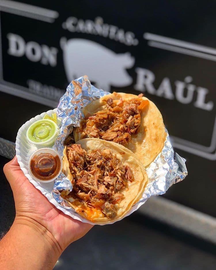 Carnitas Tacos in San Antonio