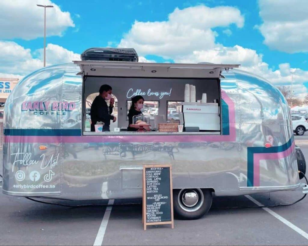 Early Bird Coffee Truck in San Antonio