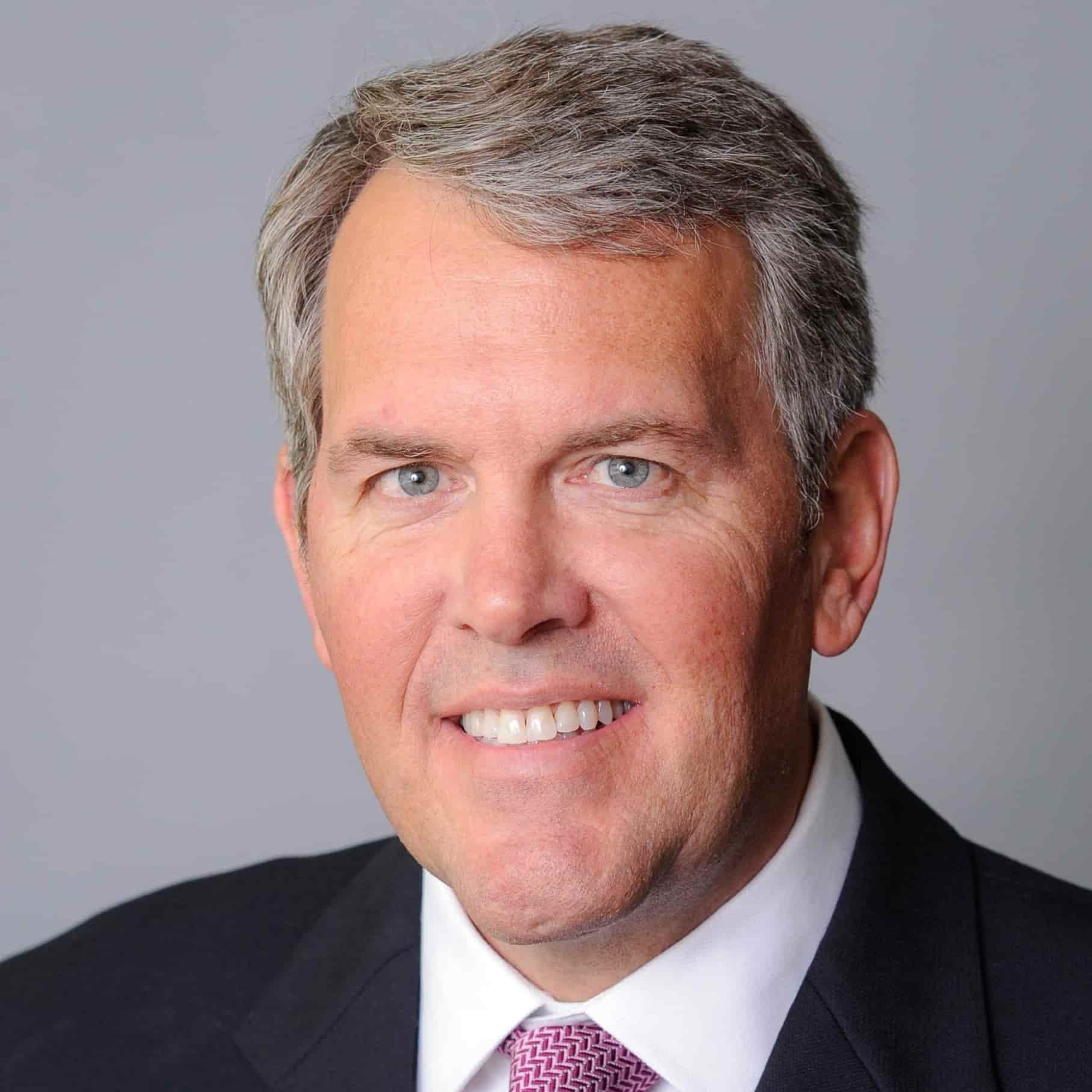 Chief Legal Officer Vince Toenjes