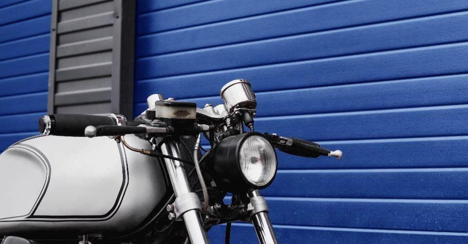 Motorcycle Storage at Store Space Self Storage
