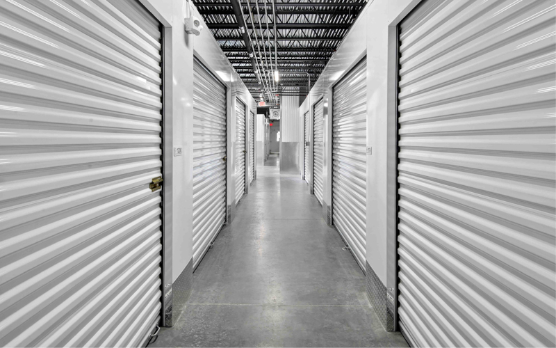 Climate Controlled Storage Units at Store Space Self Storage