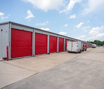 beaumont texas drive up storage units