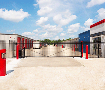 beaumont texas secure gated self storage