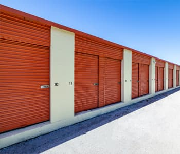 Cheap storage units in Florida