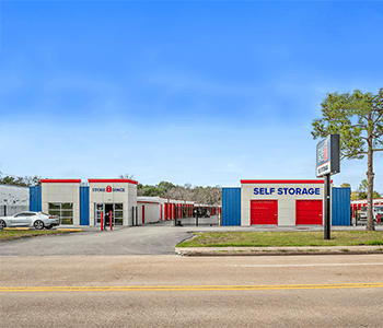 Store space self storage in Houston tx with local storage units near me