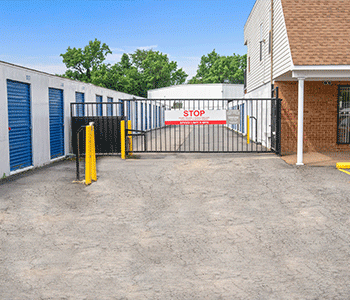 norfolk va self storage with secure gated access