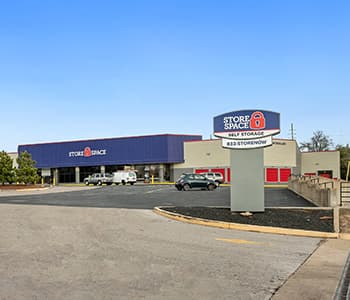 Photo of the Store Space facility located at 8319 Jennings Station Rd