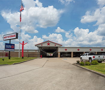 Store space self storage at 8569 e n belt in Humble, tx 77396