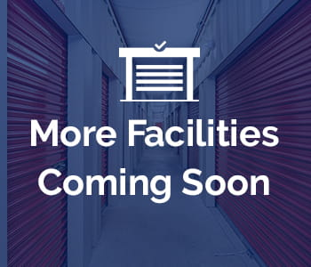 More Facilities Coming Soon