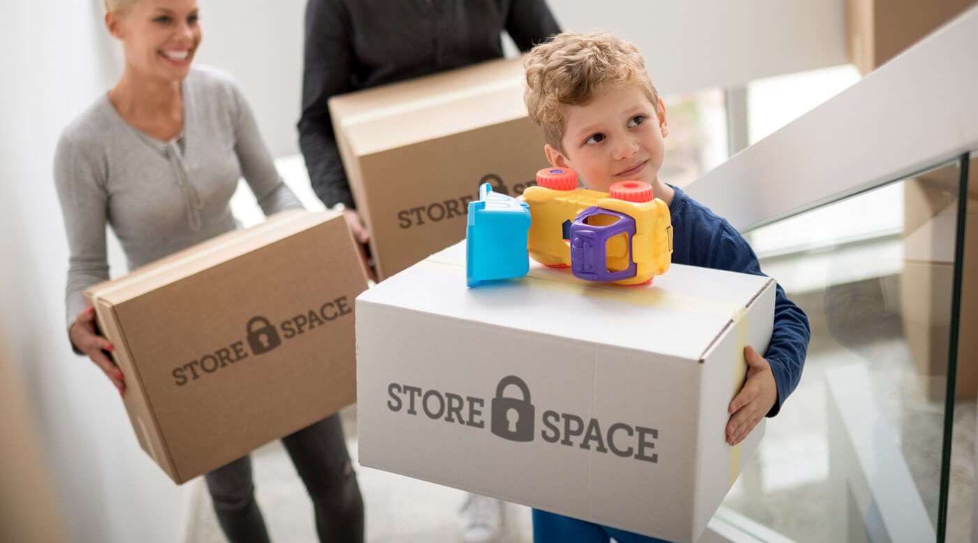Store Space Self Storage is Storage That Cares